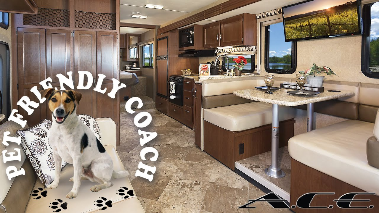 2012 ace motorhome video tour by thor motor coach youtube for Thor motor coach ace reviews