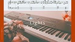 BTS (방탄소년단) - Lights Piano Cover