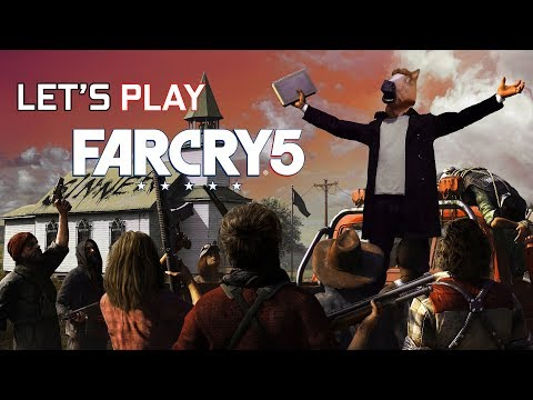 Far Cry 5 First One Hour Gameplay