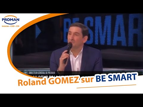 Roland GOMEZ interviewé sur BE SMART