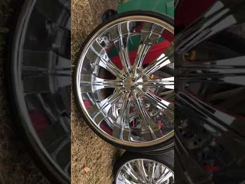 This How You Keep Them Clean Rims 28""