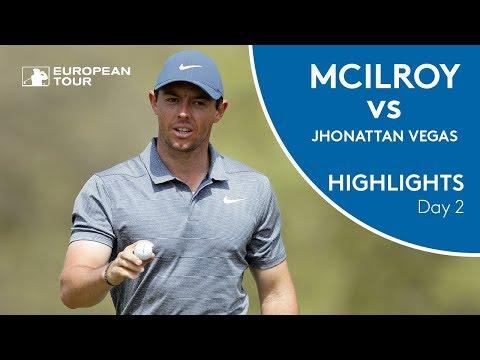 Rory McIlroy vs Jhonattan Vegas | Day 2 | 2018 WGC - Dell Technologies Match Play