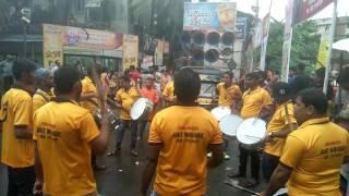 Amit Banjo Group Sairat song  9594300081