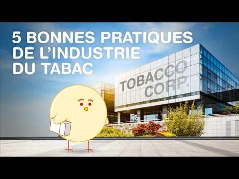 5 « bonnes pratiques d'influence » de l'industrie du tabac en Suisse