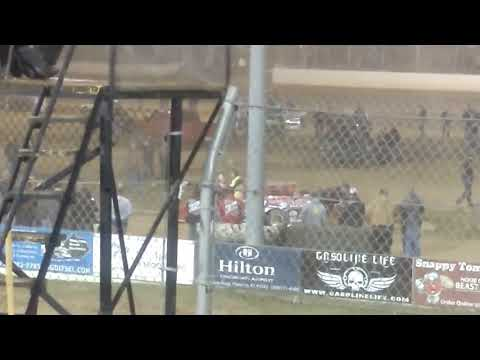 Florence Speedway Spring 50 Finish - March 23, 2019