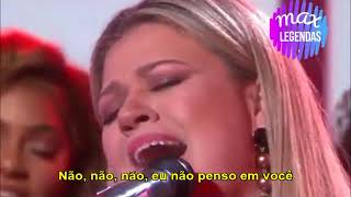 Kelly Clarkson - I Don't Think About You (Legendado) (Tradução) Mp3