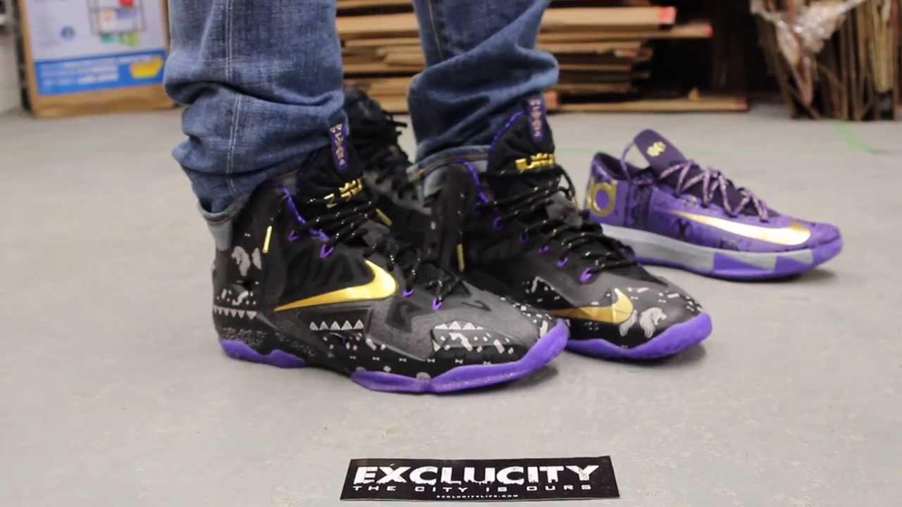 Nike LeBron 11 BHM Black History Month