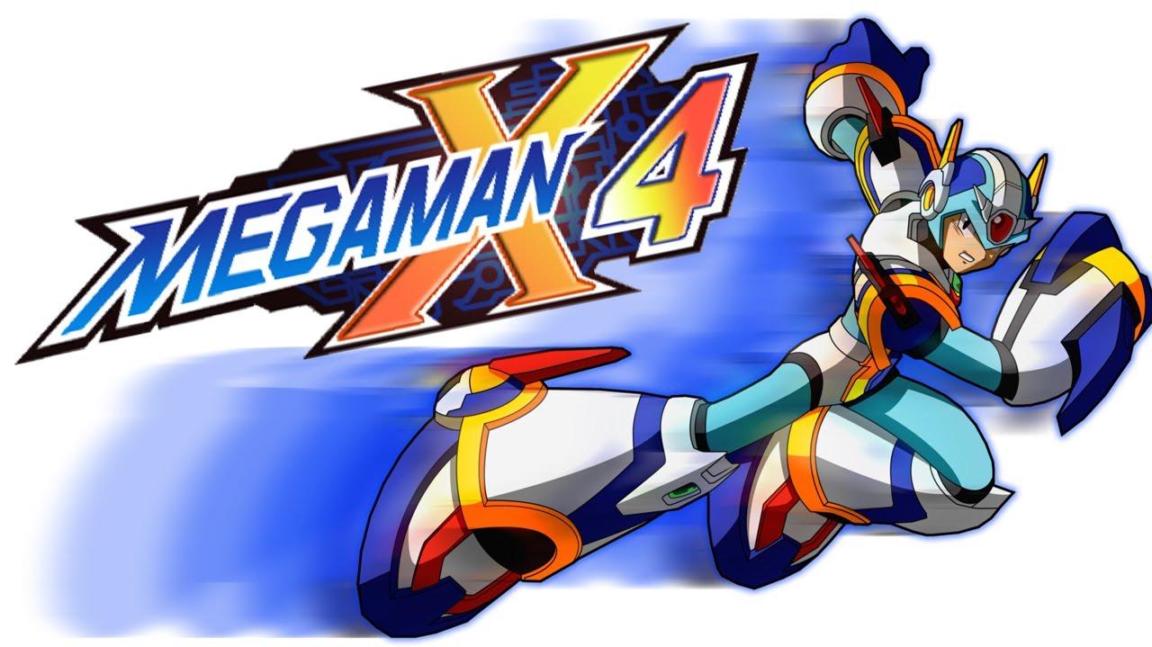 Megaman X4 ( Alberto Blaze ) ¨X¨ Walkthrough - YouTube