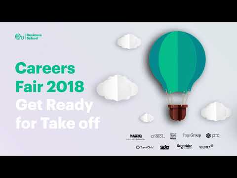 Coming Soon: EU Business School Barcelona Careers Fair 2018