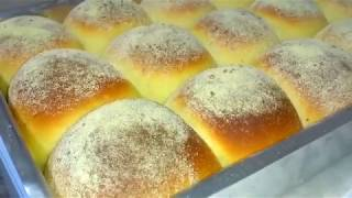 Como Fazer Pãozinho de Fubá com Erva Doce Super Fofinho