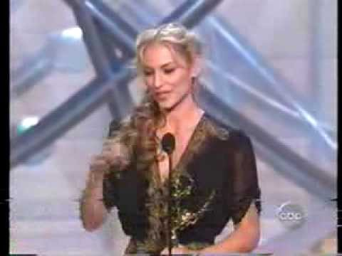 Drea de Matteo wins 2004 Emmy Award for Supporting Actress in a Drama Series