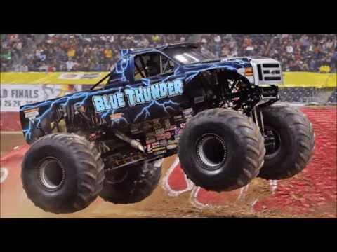 Monster Jam Blue Thunder Theme Song