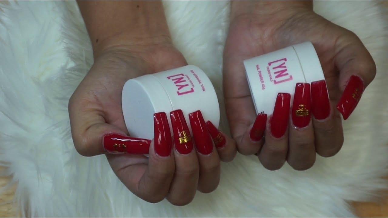 Nails chanel #8