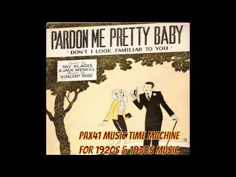 Pretty Baby Let's Dance To 1920s & 1930s British Music - Arthur Lally - Bidgood's Boys
