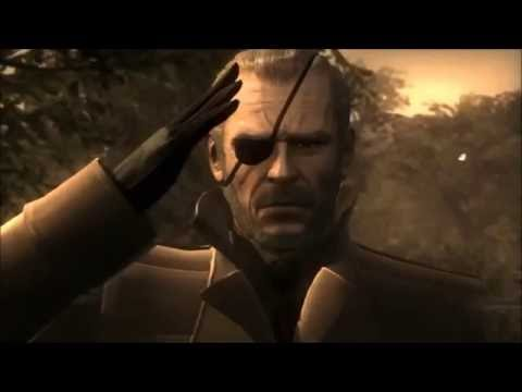 Way To Fall Starsailor - Ending Metal Gear Solid 3 - GalaxiaGames