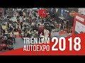Báo Đầu Tư: Vietnam AutoExpo 2019 chính thức khai màn