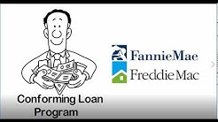 Conforming Loan Program for Rancho Cucamonga home buyers