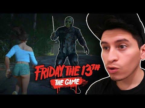 LA INCREÍBLE SUERTE DE TIFFANY!! - FRIDAY THE 13th THE GAME