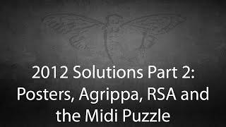 2012 Cicada 3301 Solutions Part 2