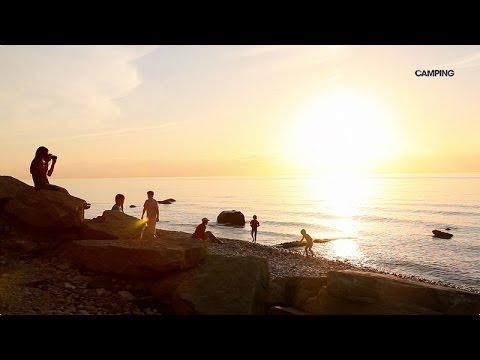 Medeltidsveckan och Lummelundagrottan – Gone Camping på Gotland