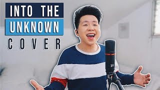 Download lagu Into The Unknown - Idina Menzel (Male Cover) Karl Zarate *ORIGINAL KEY*