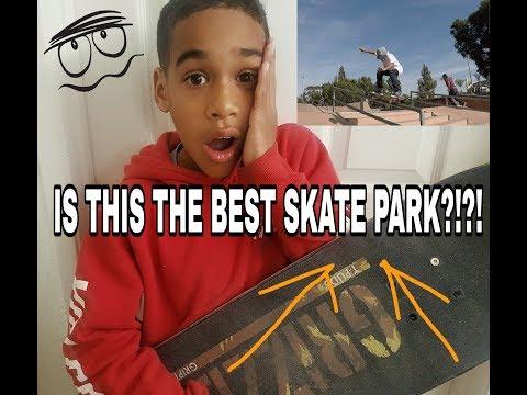 ?? IS THIS THE BEST PARK ??   Nobacel Villalobos
