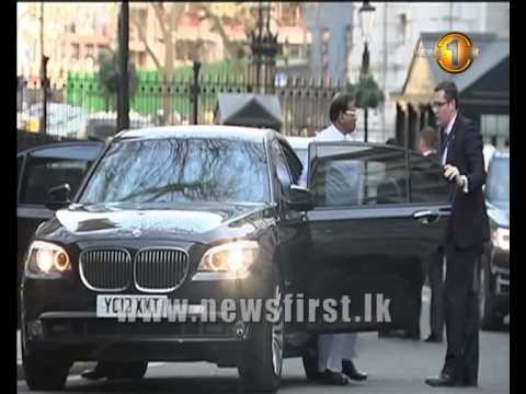 President Sirisena meets Queen Elizabeth as UK vows to support Sri Lanka