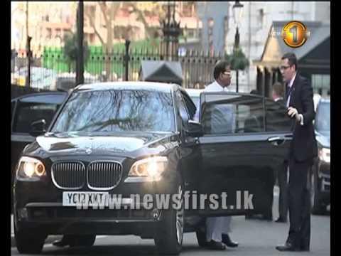 President Sirisena meets Queen Elizabeth as UK vows to support Sri Lanka