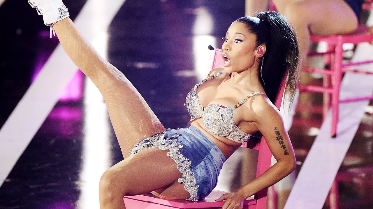 Nicki minaj anaconda shots of only nicki