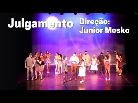 Espetaculo Teatral Julgamento - Direção Junior Mosko