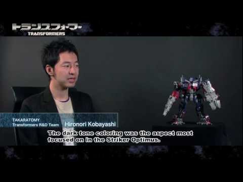 TRANSFORMERS: Interview with the Designers