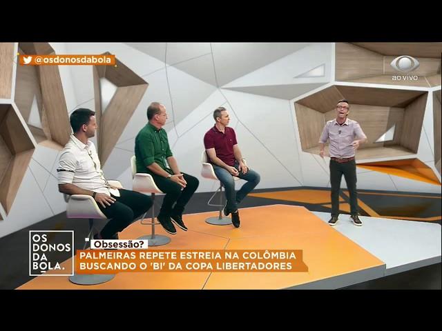 Neto sobre Palmeiras: Único título do ano será o Carnaval