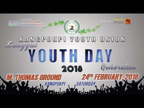 Kanggui Youth Day 2018 - Programme A (Official)