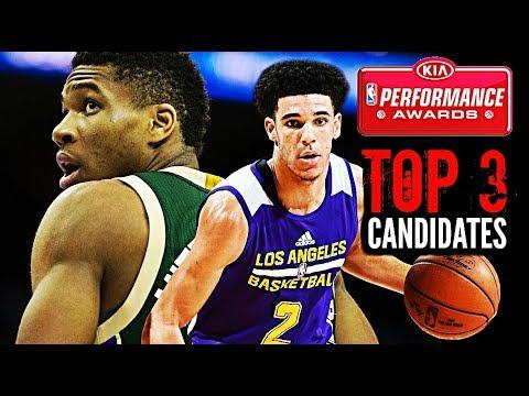 2017-18 NBA Awards Predictions