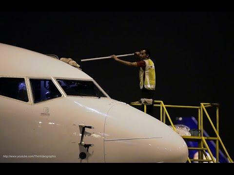 Delhi International Airport-Summer Time at Night