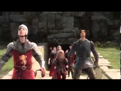 The Chronicles of Narnia: Prince Caspian - Trailer