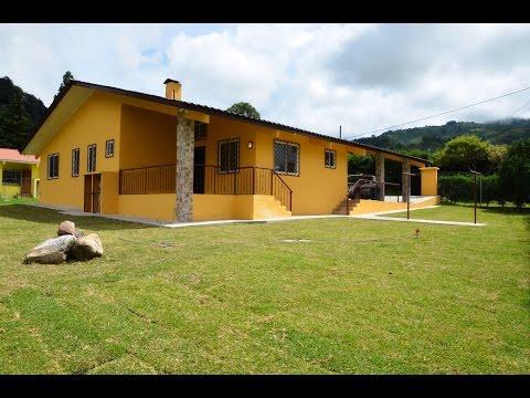 3 bed & bathroom house, Paso Ancho, Volcán Panamá