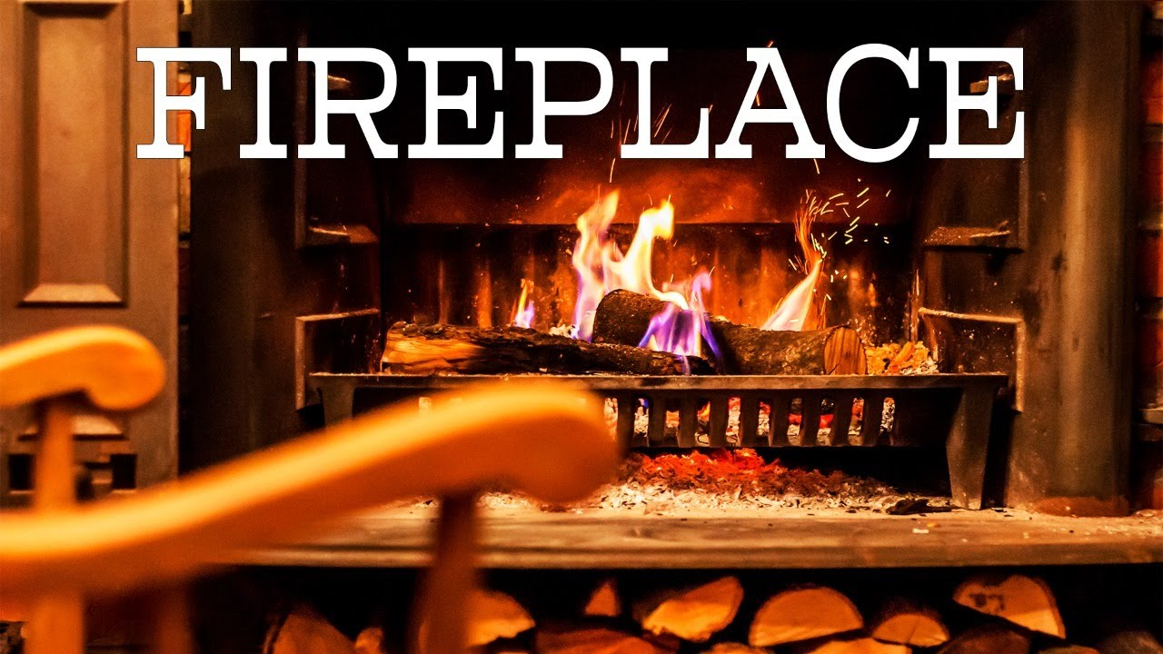 Calm JAZZ & Fireplace - Smooth Piano JAZZ Music For Relaxing - Chill Out Music MyTub.uz