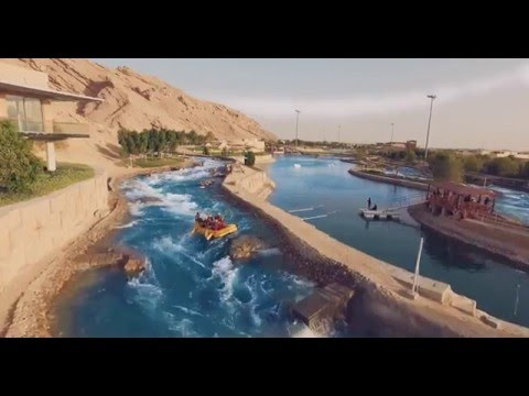Wadi Adventure - Al Ain - Introduction