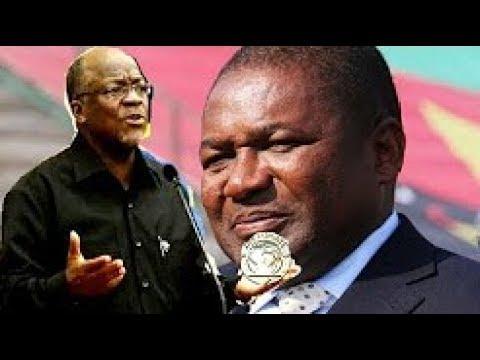 Rais wa MSUMBIJI, Atua Bongo, Uso kwa Uso na JPM!