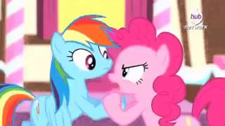 My Little Pony Friendship is Magic Season 4 Episode 12 Pinkie Pride Geekscape Exclusive Clip