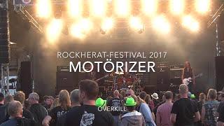 Motörizer -Overkill- (RockHeart 2017) Motörhead Tribute Band