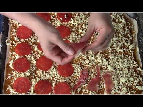 Como hacer PIZZA DESDE CERO? PARA NOVATOS?