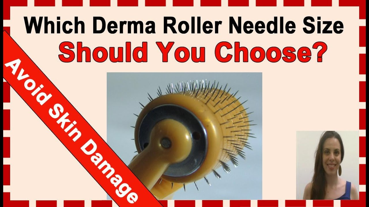 What is the Best Derma Roller Needle Size with Fast Result