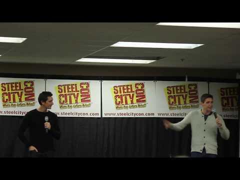 Steel City Con 2017 James & Oliver Phelps