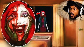 she is standing outside your window | Reacting To Scary Videos [SSS #020]