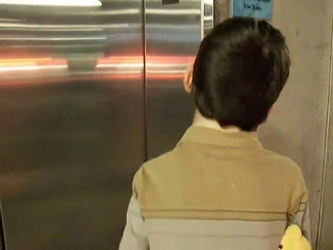 Battery Operated Security Camera >> Elevator with Security Camera at SP Mall Parking Deck - YouTube