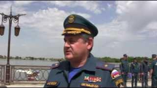 Огляд суден ГІМС МНС Росії по Астраханській області