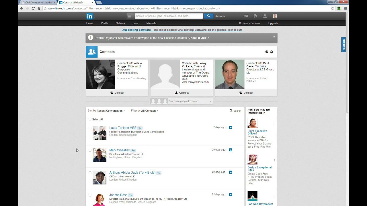 Linkedin Account Löschen how to remove or unfriend a linkedin contact and delete them as a