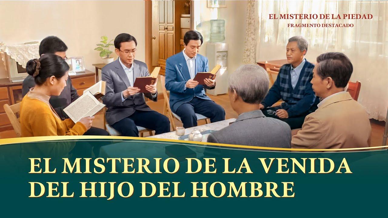 """Fragmento 1 de película evangélico """"El misterio de la piedad"""": El misterio de la venida del Hijo del Hombre (Español Latino)"""